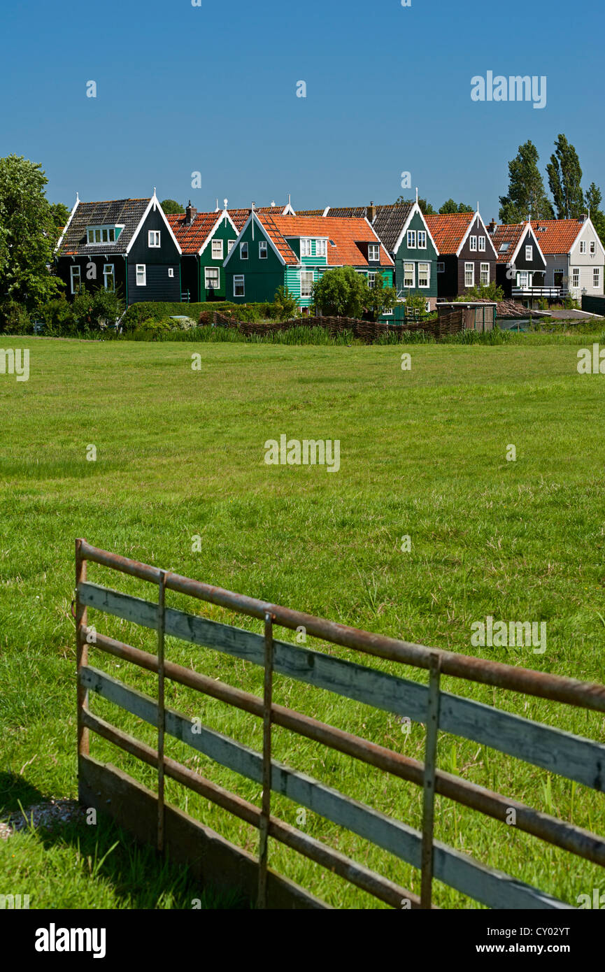 Marken, Netherlands - Stock Image