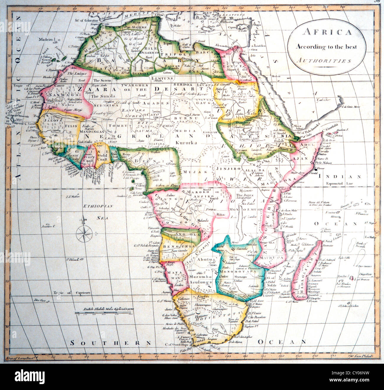 Map Of Africa 1850.Map Africa Stock Photos Map Africa Stock Images Alamy