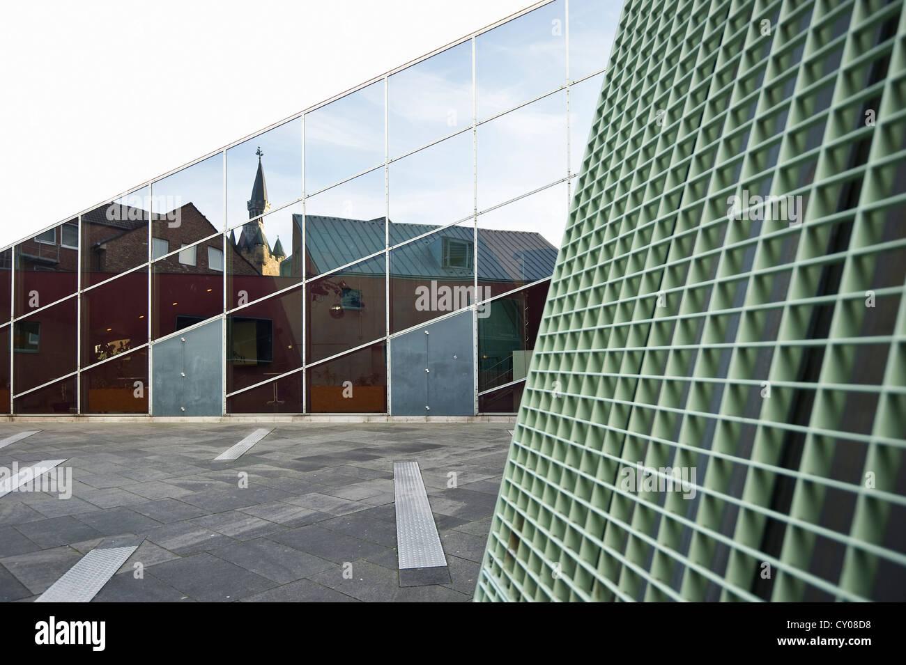 Aachen Fenster building, Aachen, North Rhine-Westphalia - Stock Image