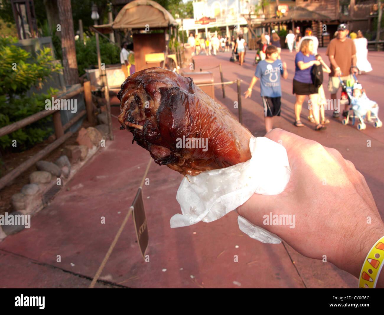 Disney World Magic Kingdom Fast Food