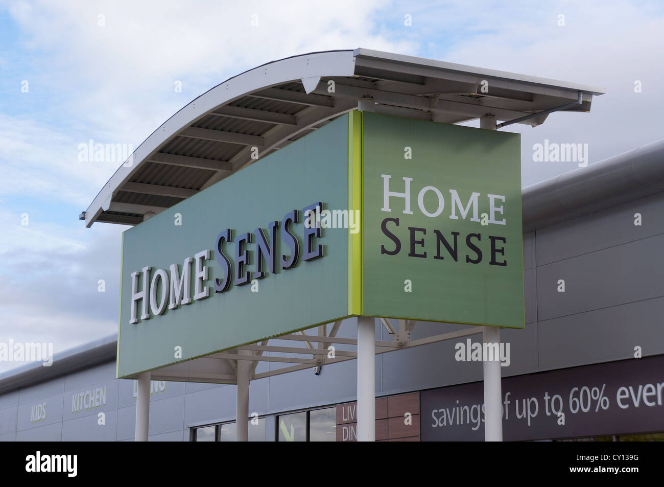 home sense store, merry hill, uk - Stock Image