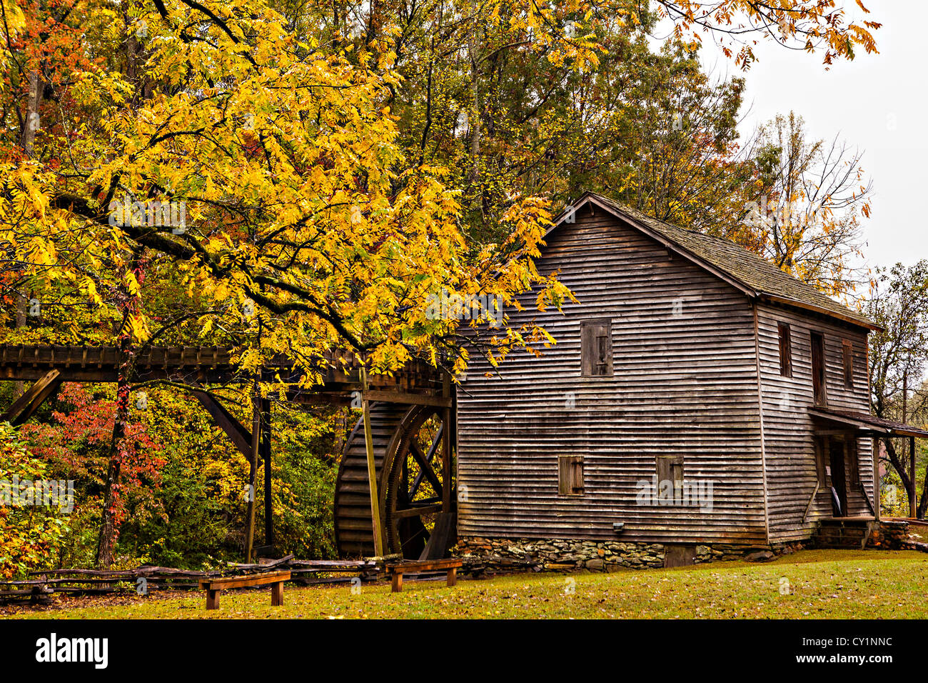 Gristmill Stock Photos & Gristmill Stock Images - Alamy