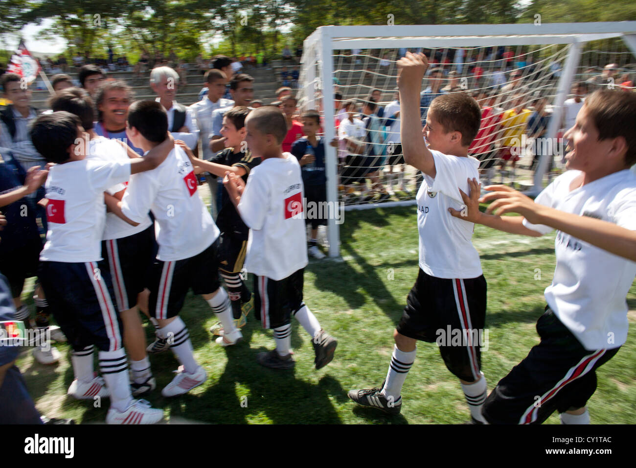 football player competition sports chamionship chi - Stock Image
