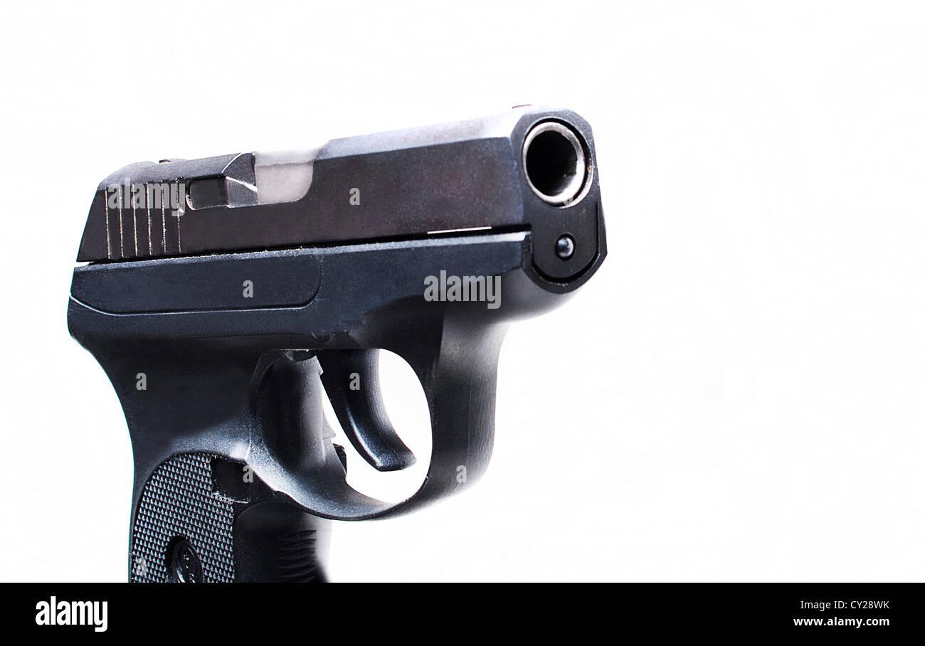 pistol 2 - Stock Image