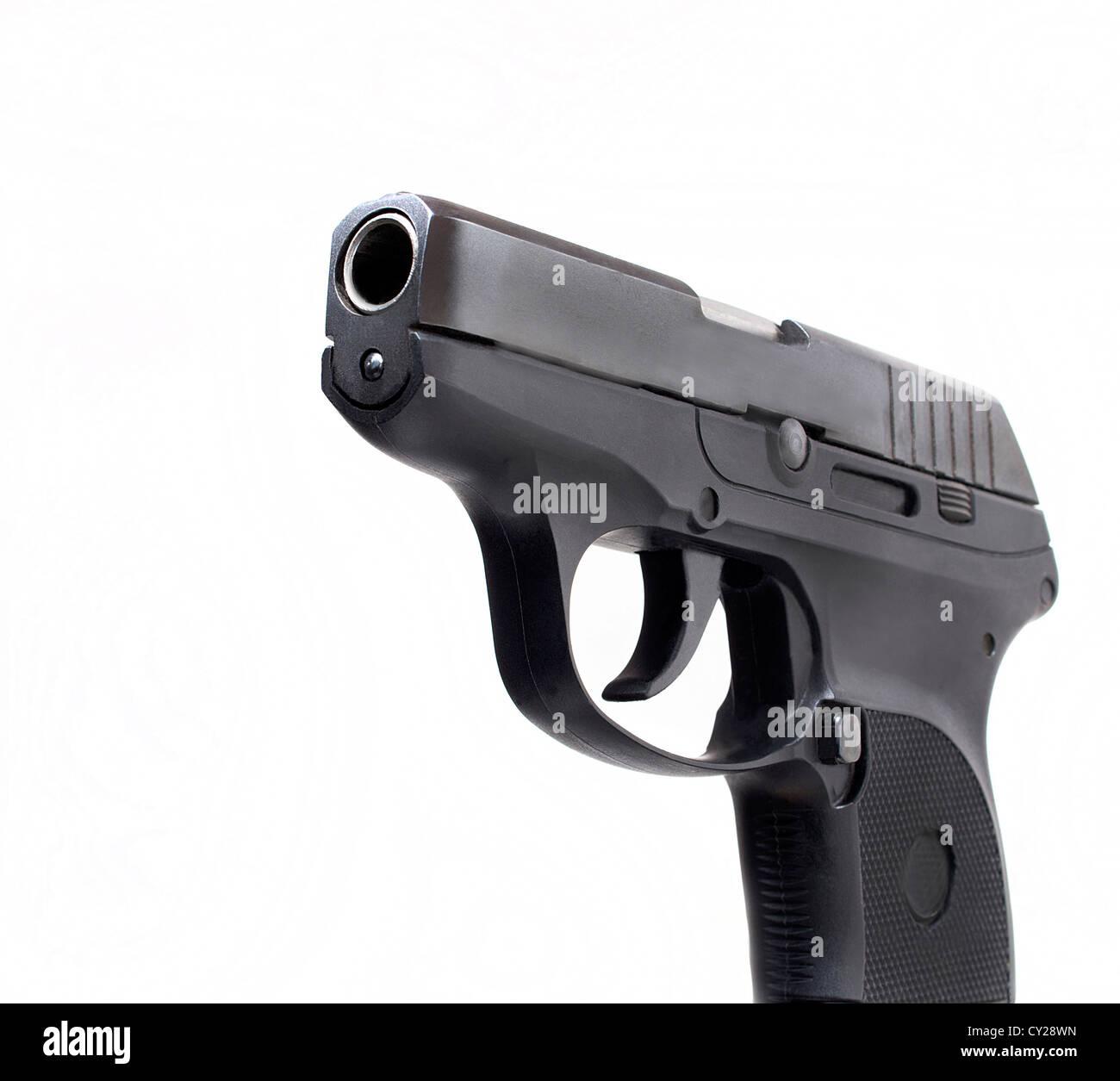 Pistol 1 - Stock Image