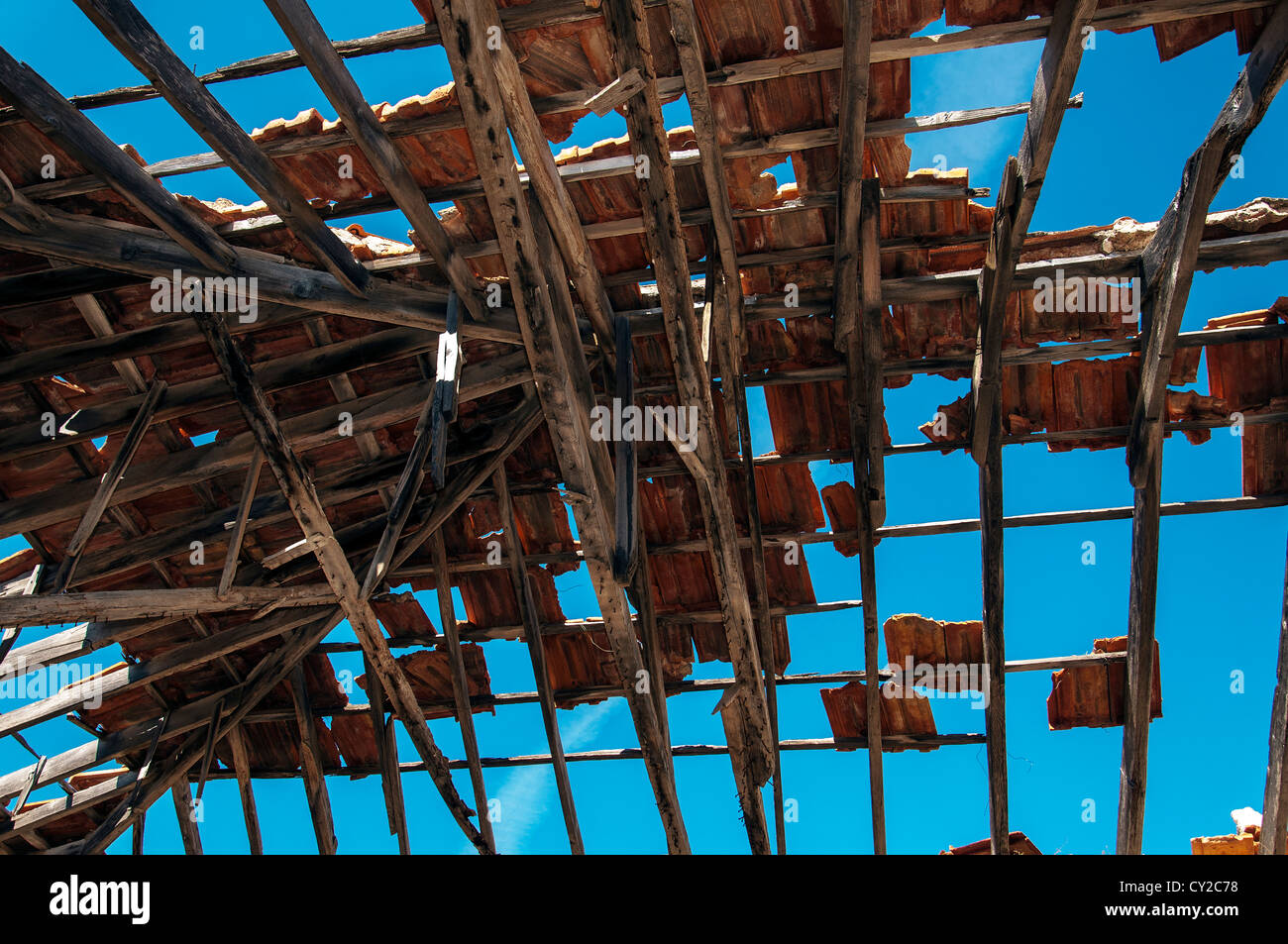 Leaky Roof Stock Photos Amp Leaky Roof Stock Images Alamy
