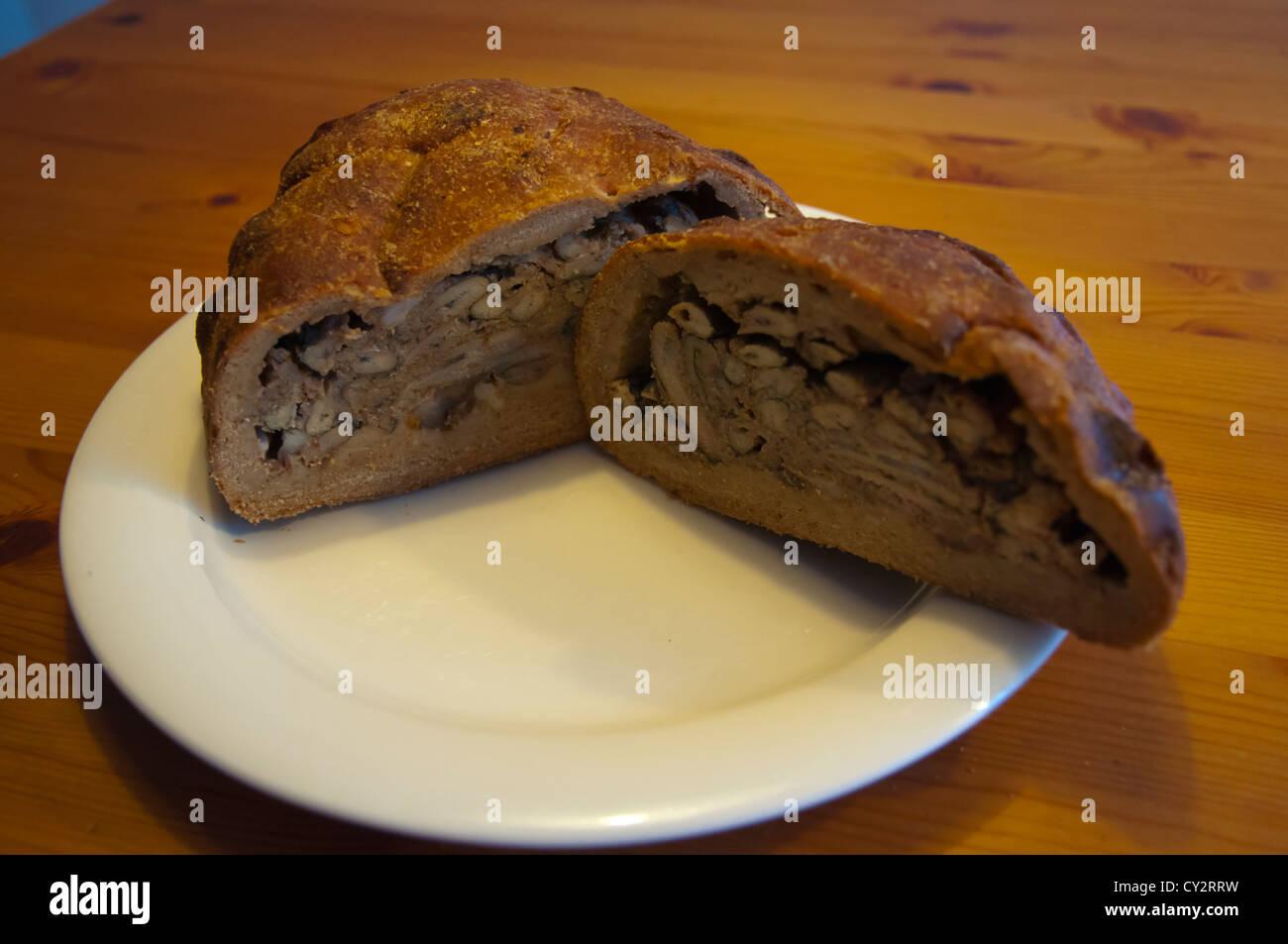 Kalakukko stock photos kalakukko stock images alamy for Fishing with bread