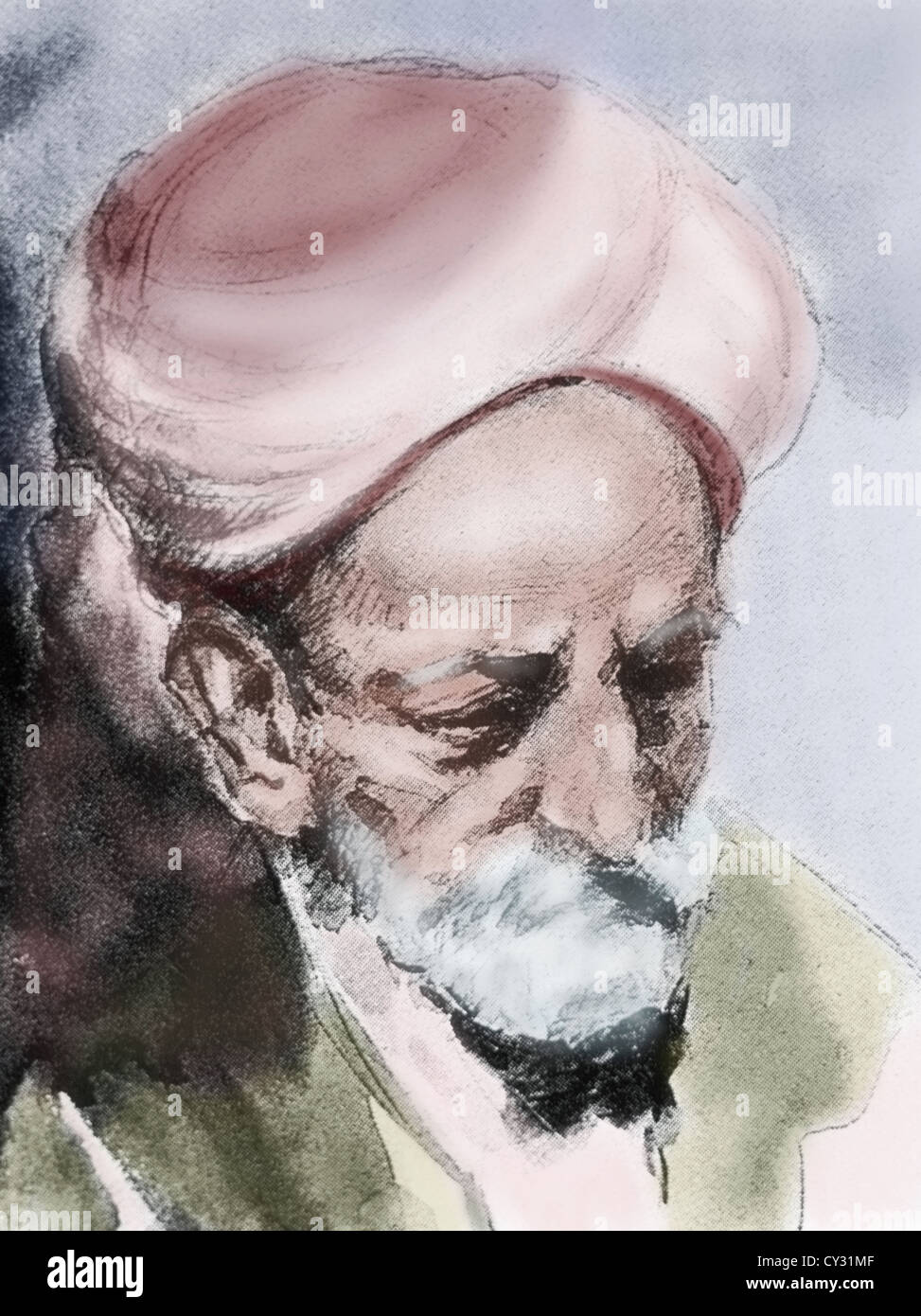 Ibn Arabi High Resolution Stock Photography and Images - Alamy