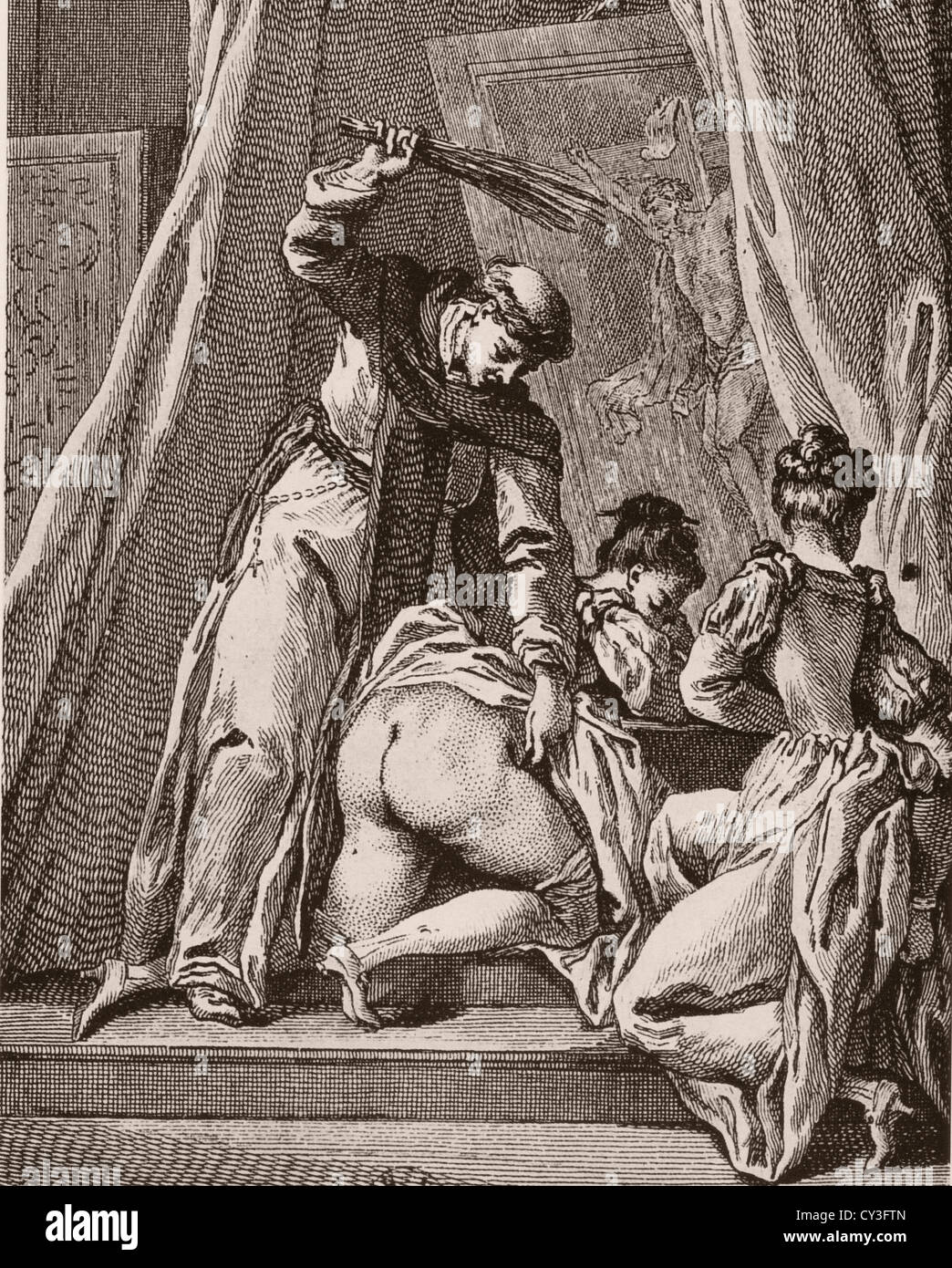 Девушек сексуальное наказание в средние века возбуждение сосания