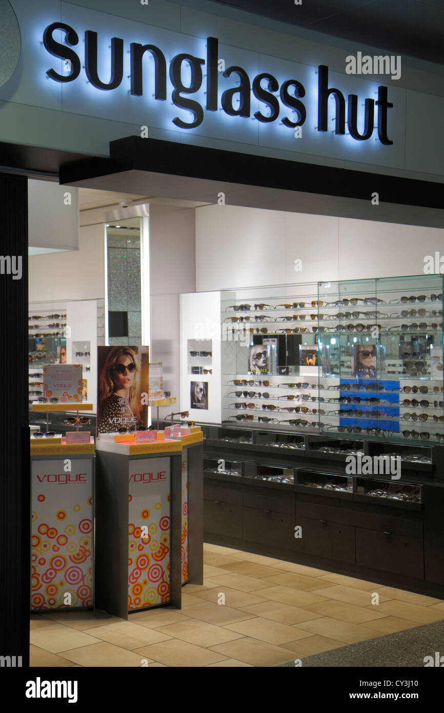 84f0782674 Boston Massachusetts Logan International Airport BOS gate area concourse  shopping for sale display Sunglass Hut -