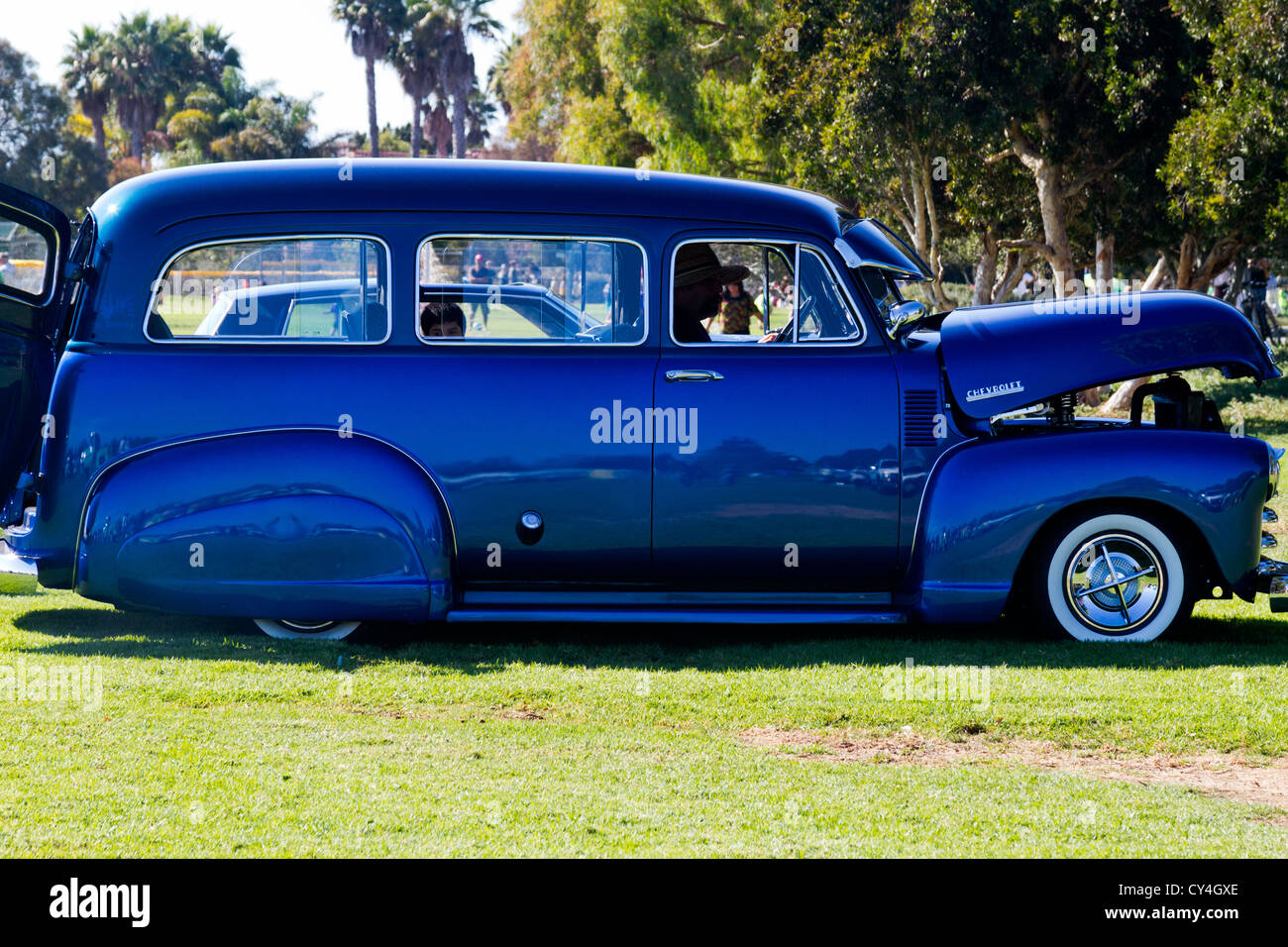 1952 Chevrolet Stock Photos Amp 1952 Chevrolet Stock Images