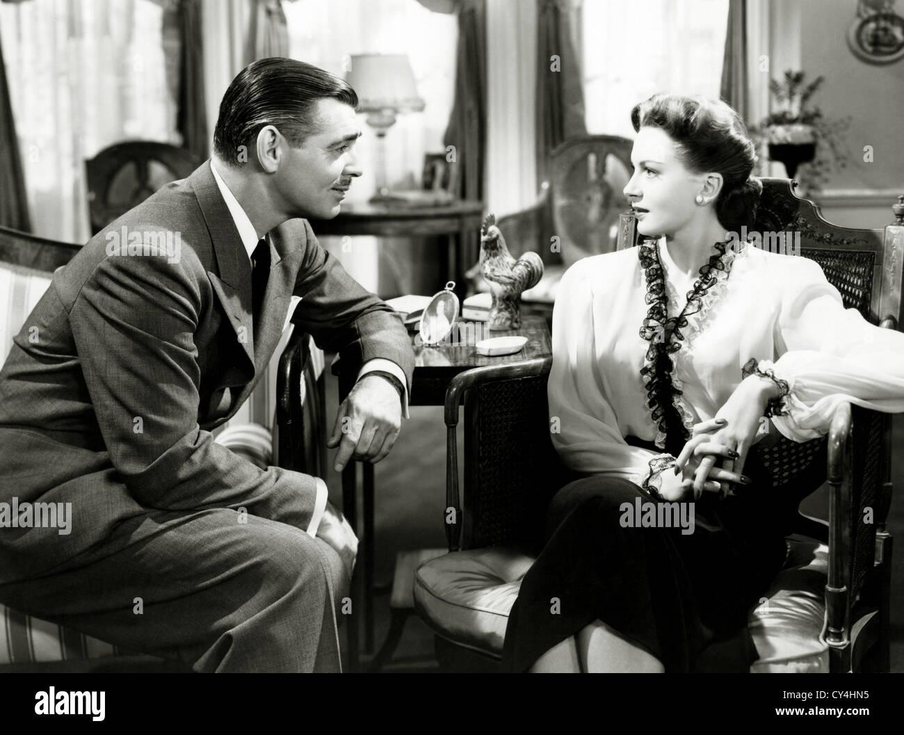 THE HUCKSTERS (1947) CLARK GABLE; DEBORAH KERR; JACK CONWAY (DIR) HUKS 002 MOVIESTORE COLLECTION LTD - Stock Image