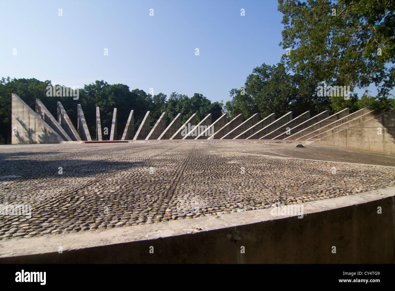 Mujib Nagar Memorial - Stock Image