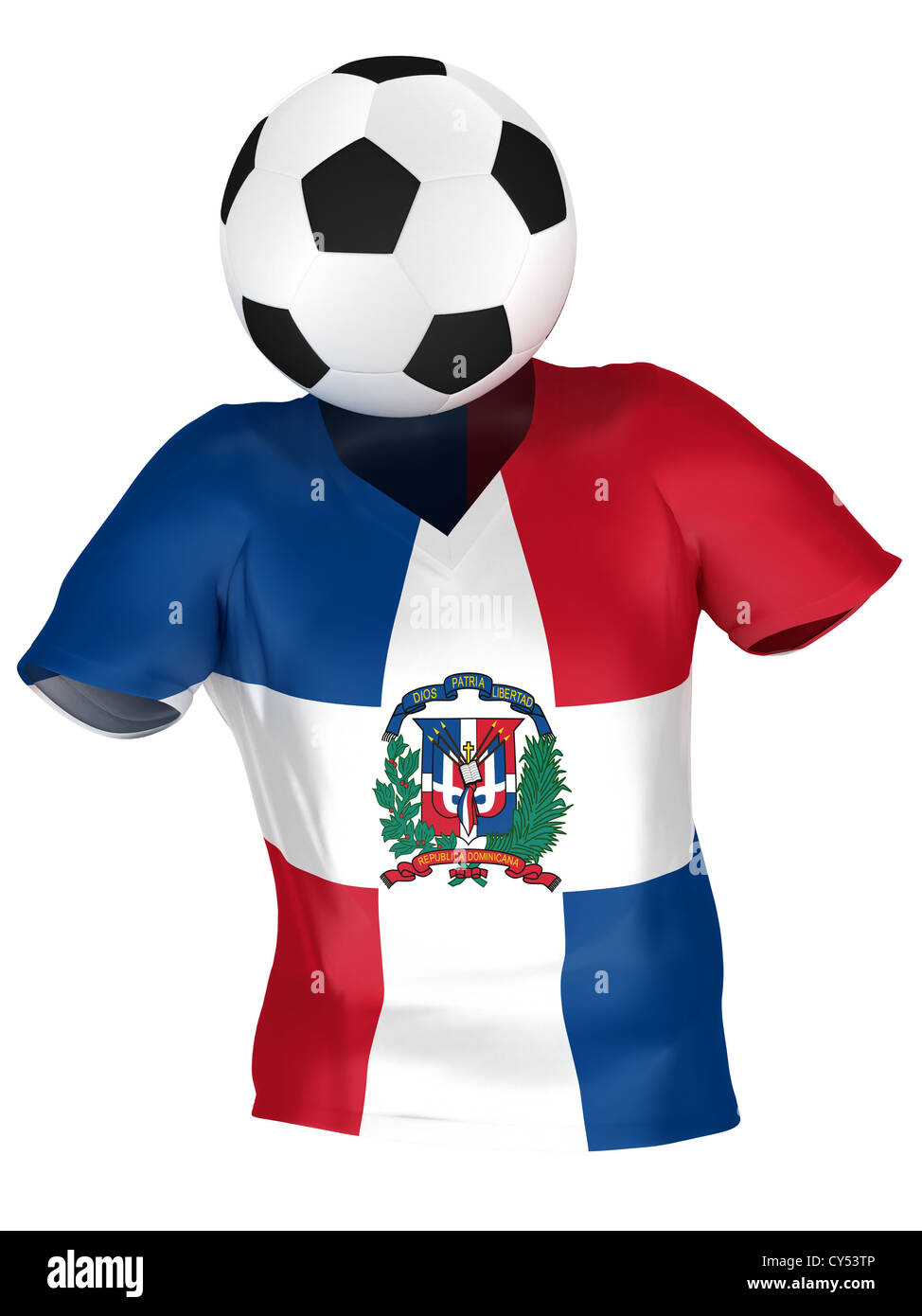 new product d0f77 88dbc National Soccer Team of Dominican Republic . All Teams ...