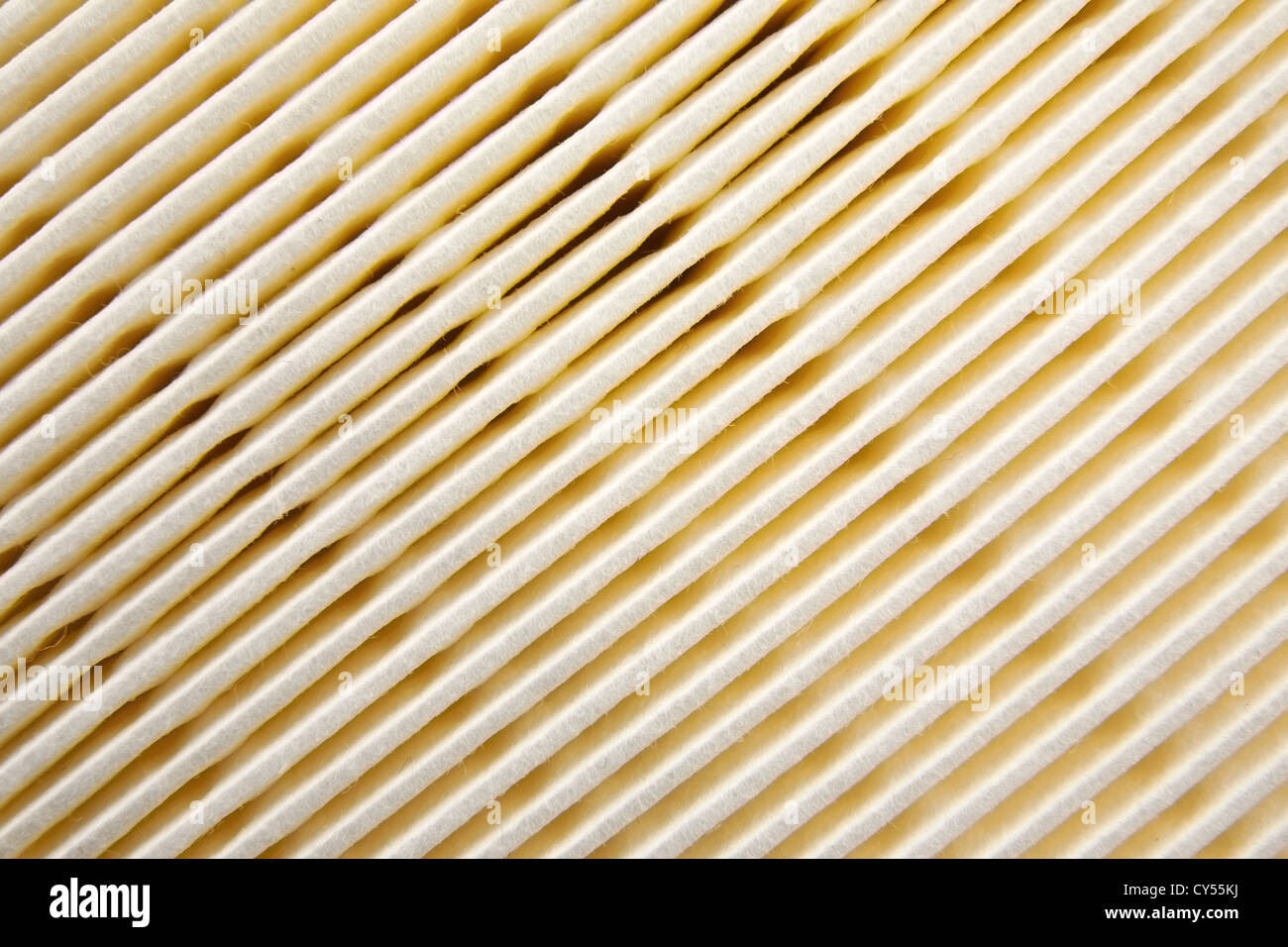 air filter closely - Stock Image