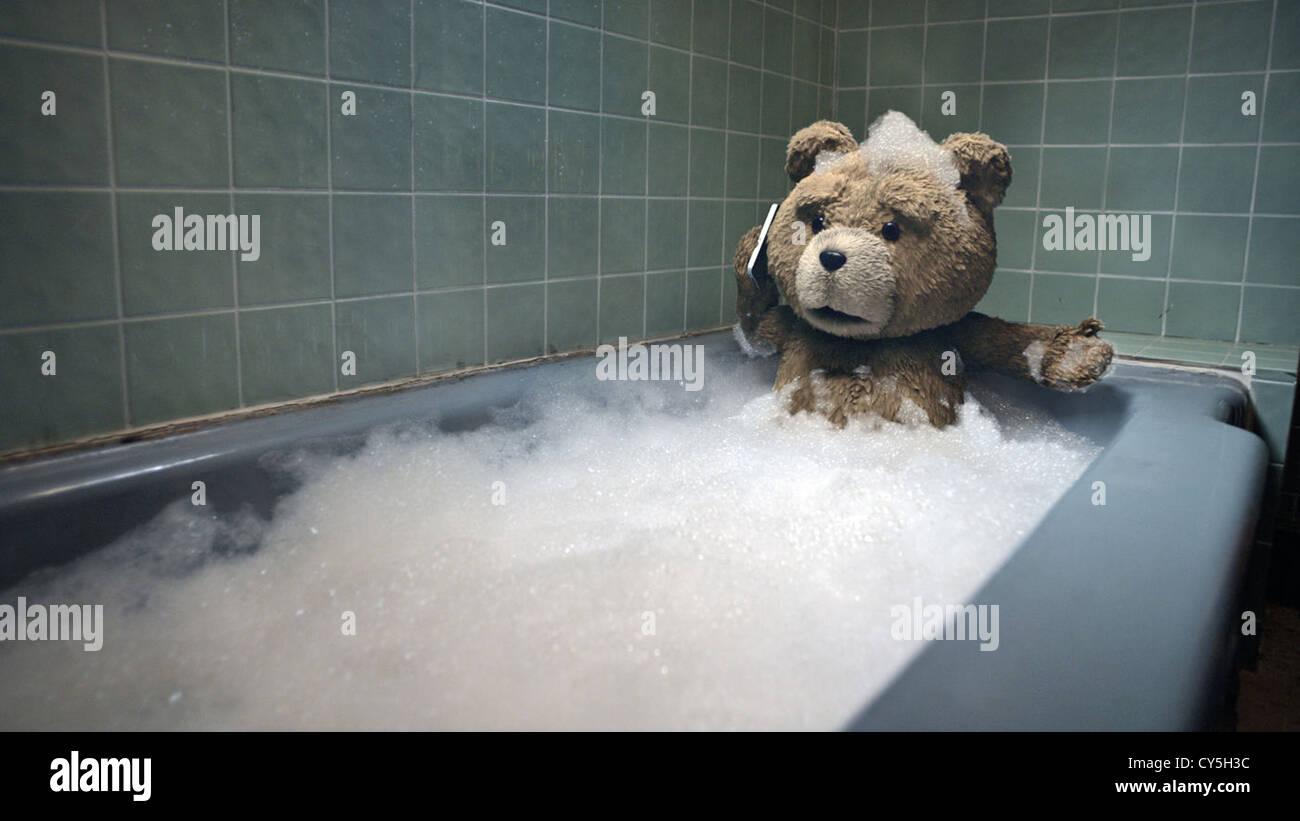 TED (2012) SETH MACFARLANE (DIR) 005 MOVIESTORE COLLECTION LTD - Stock Image