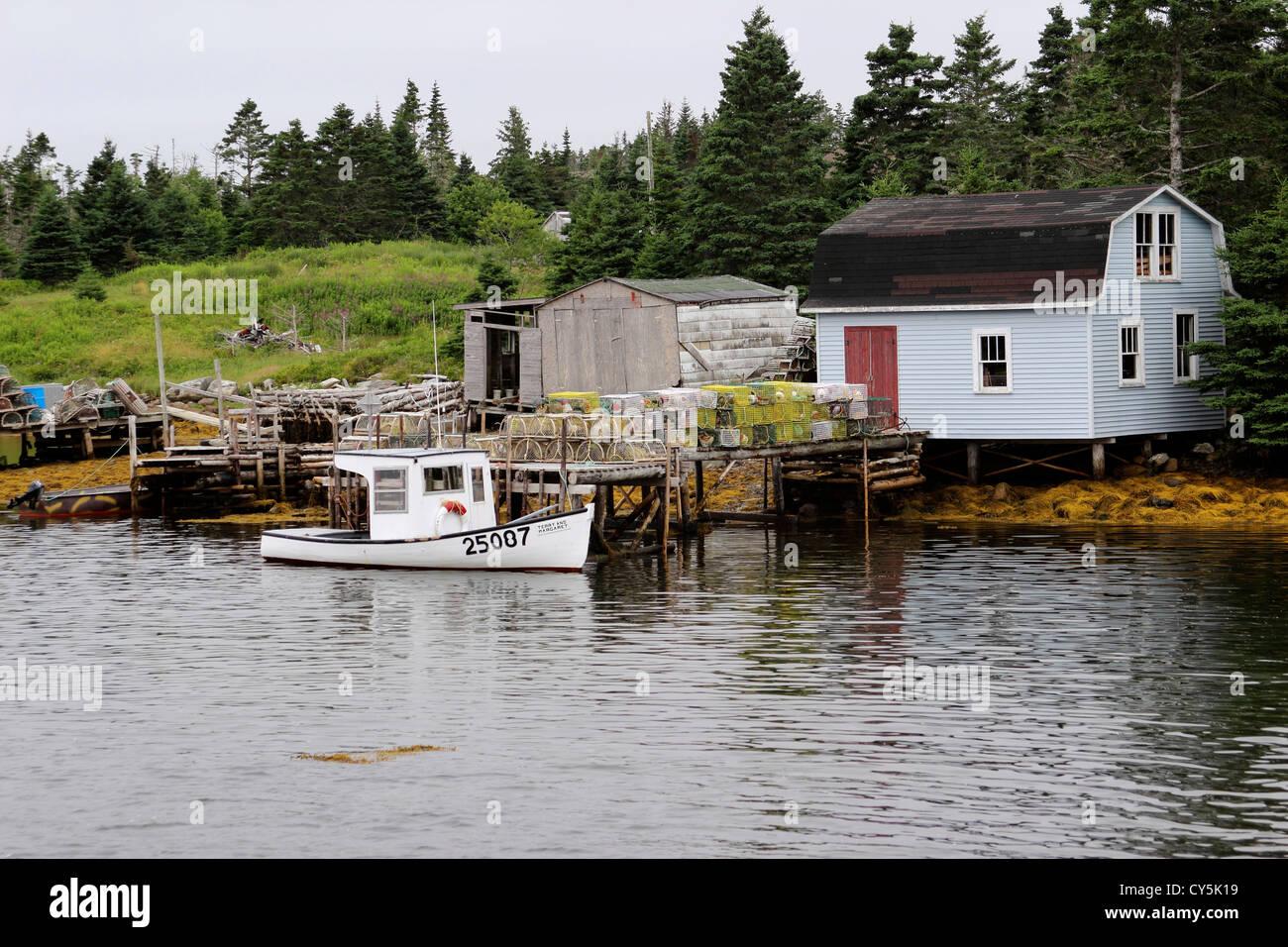 Canada Nova Scotia Eastern Shore Atlantic Coast Maritime