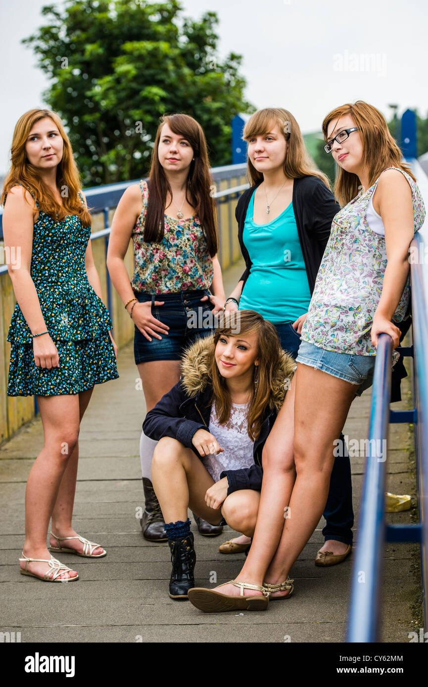 English Teens Teen 25