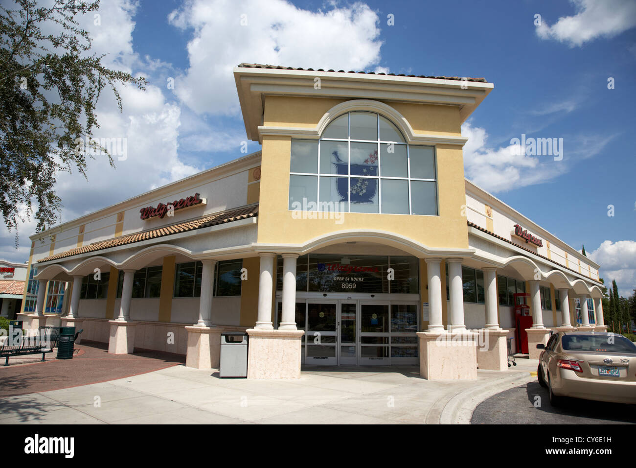 walgreens drug store orlando florida usa - Stock Image