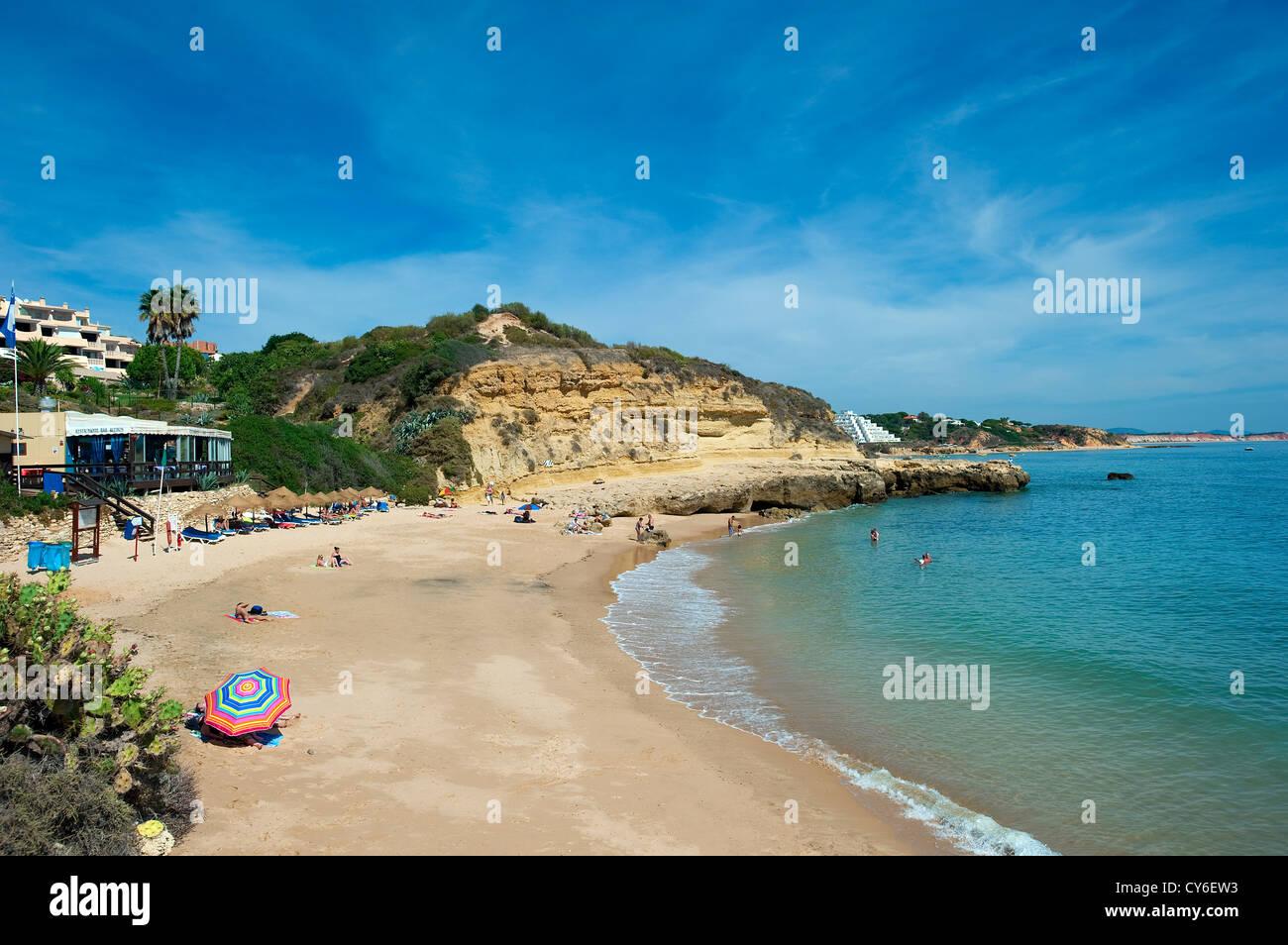 Praia dos Aveiros, Algarve, Portugal - Stock Image
