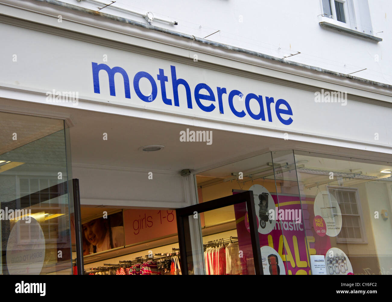 A Mothercare stroe in the UK - Stock Image