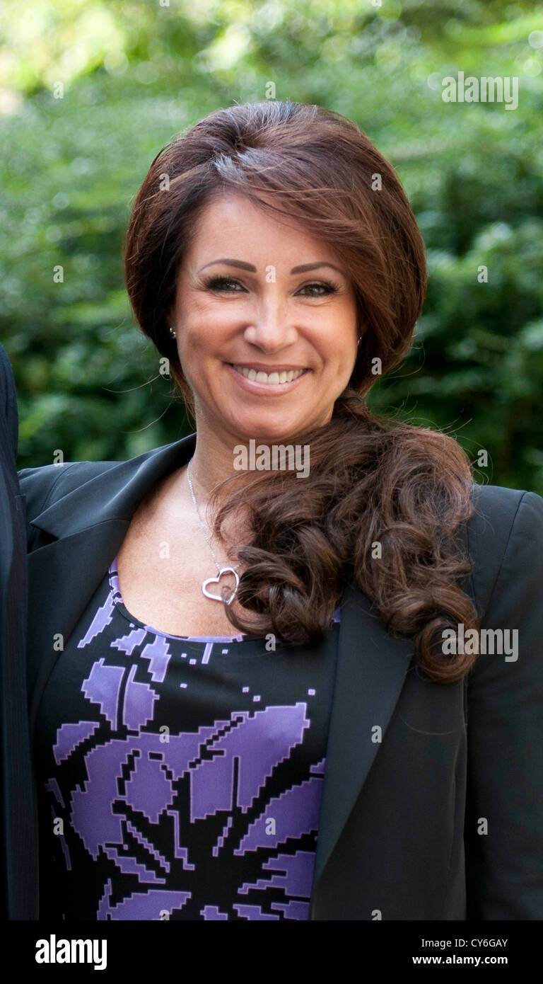 Jacqueline Gold The British Business Woman Stock Photo 51161011