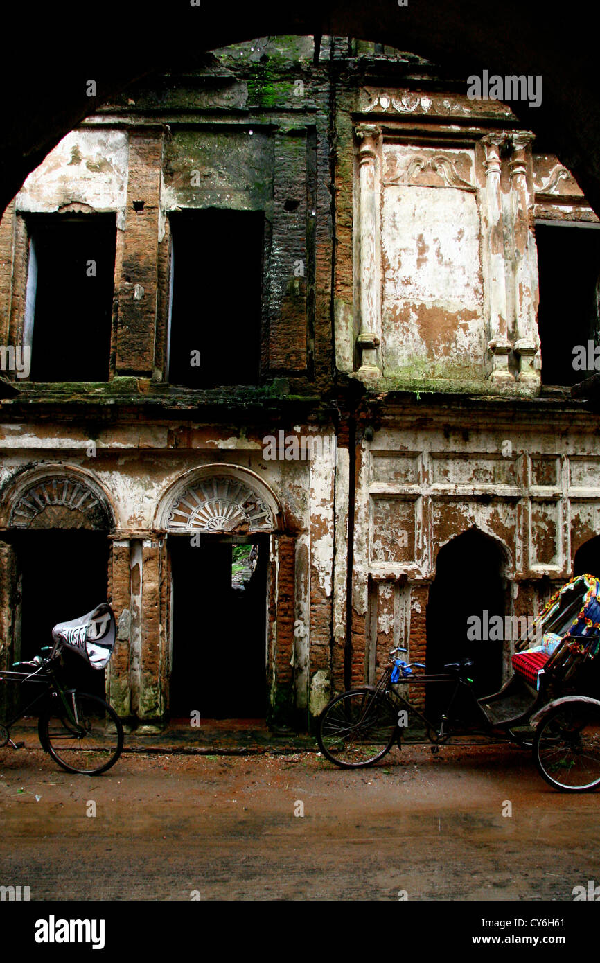 Panam Nagar in Sonargaon - Stock Image