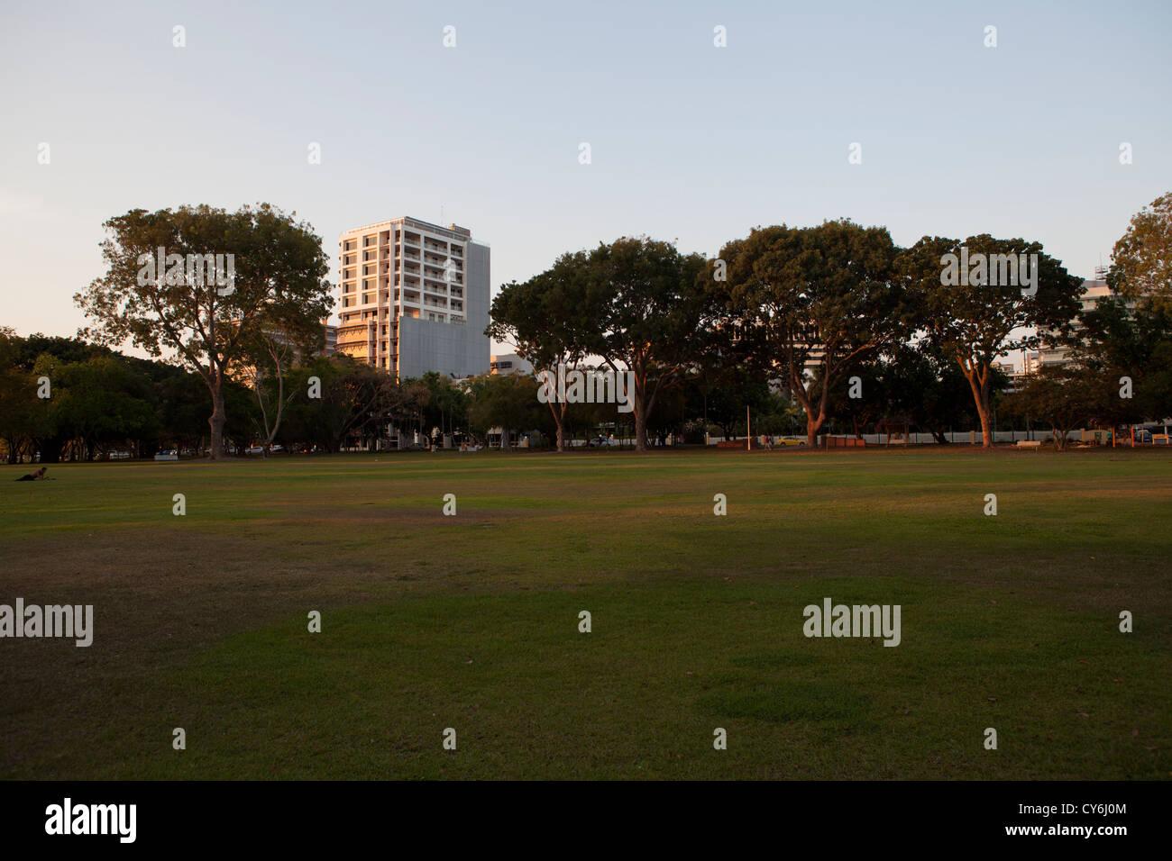Bicentennial Park in Darwin, Northern Territory, Australia. - Stock Image