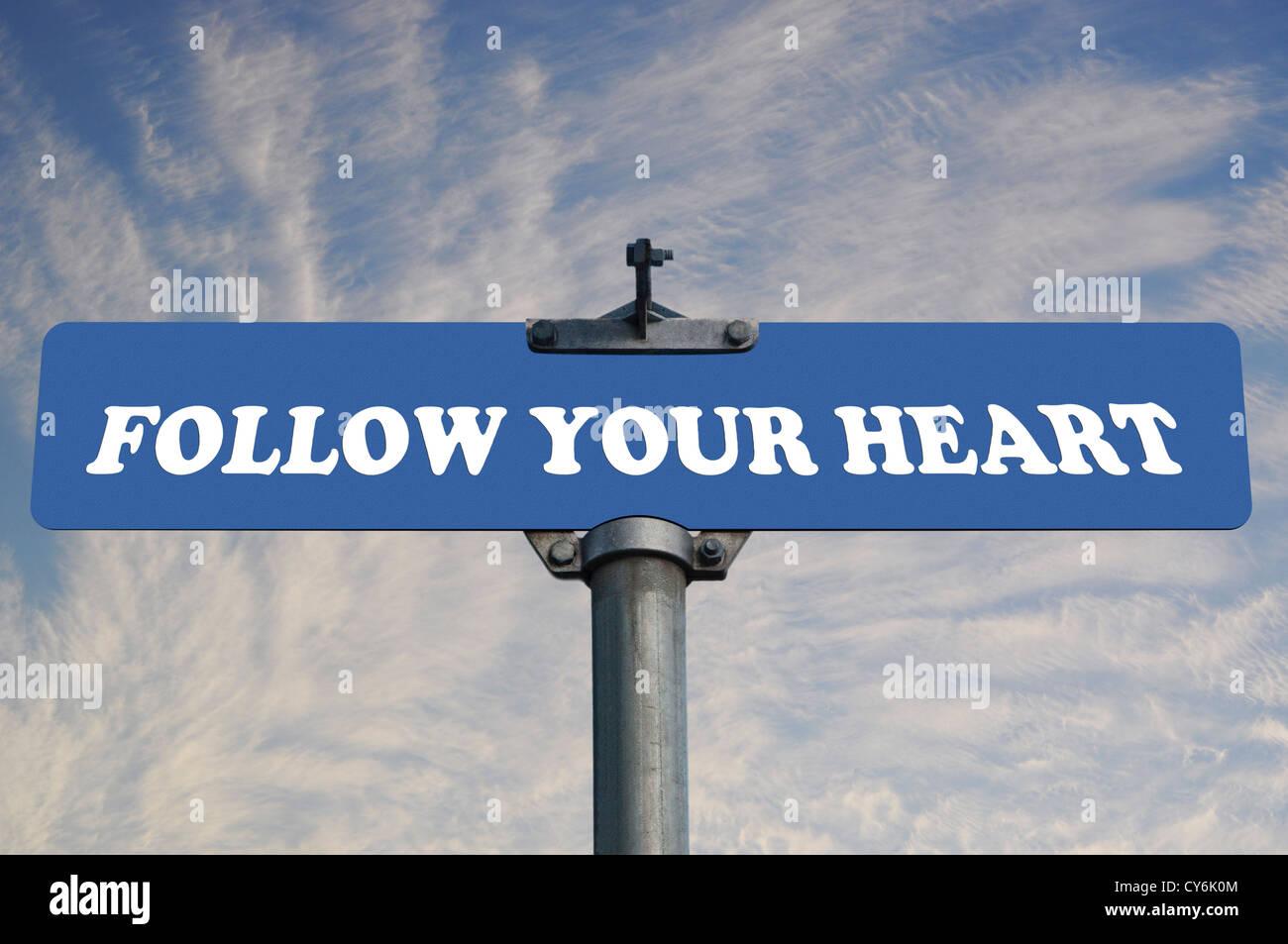 Follow My Heart Stock Photos & Follow My Heart Stock Images - Alamy