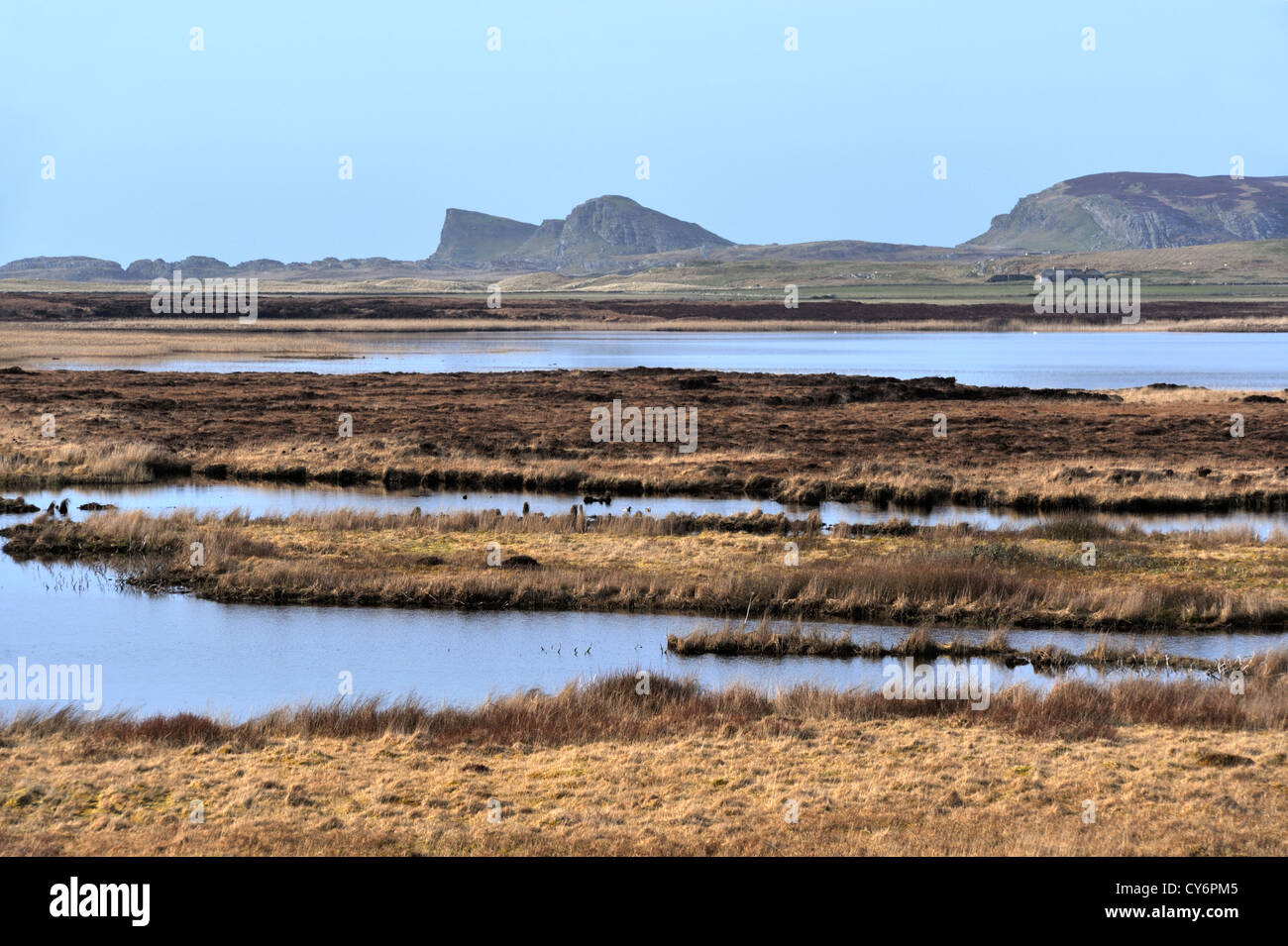 Isle of Islay, Scotland - Stock Image
