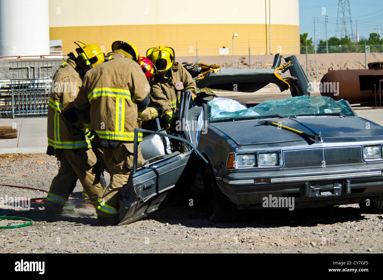 Jaws Of Life Stock Pho...