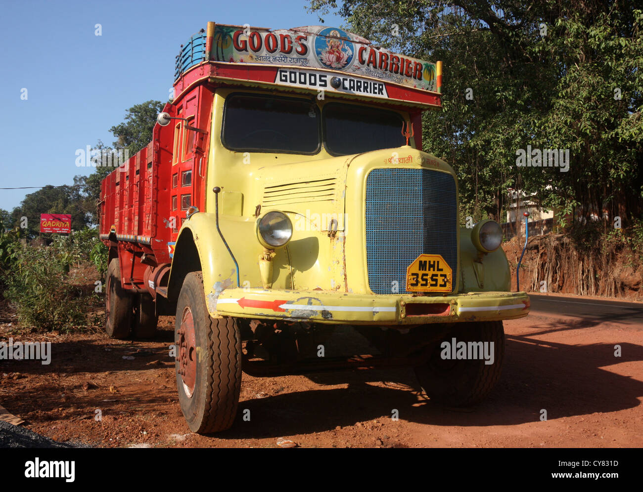 Old Tata Truck Stock Photos & Old Tata Truck Stock Images - Alamy