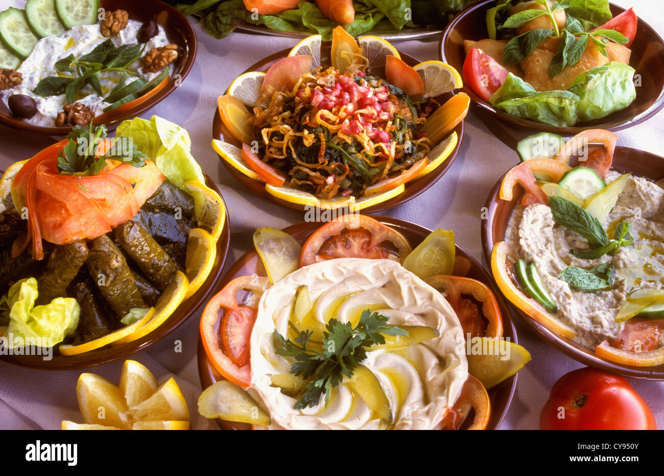385 best images about Syrian Dishes on Pinterest ...  |Damascus Food