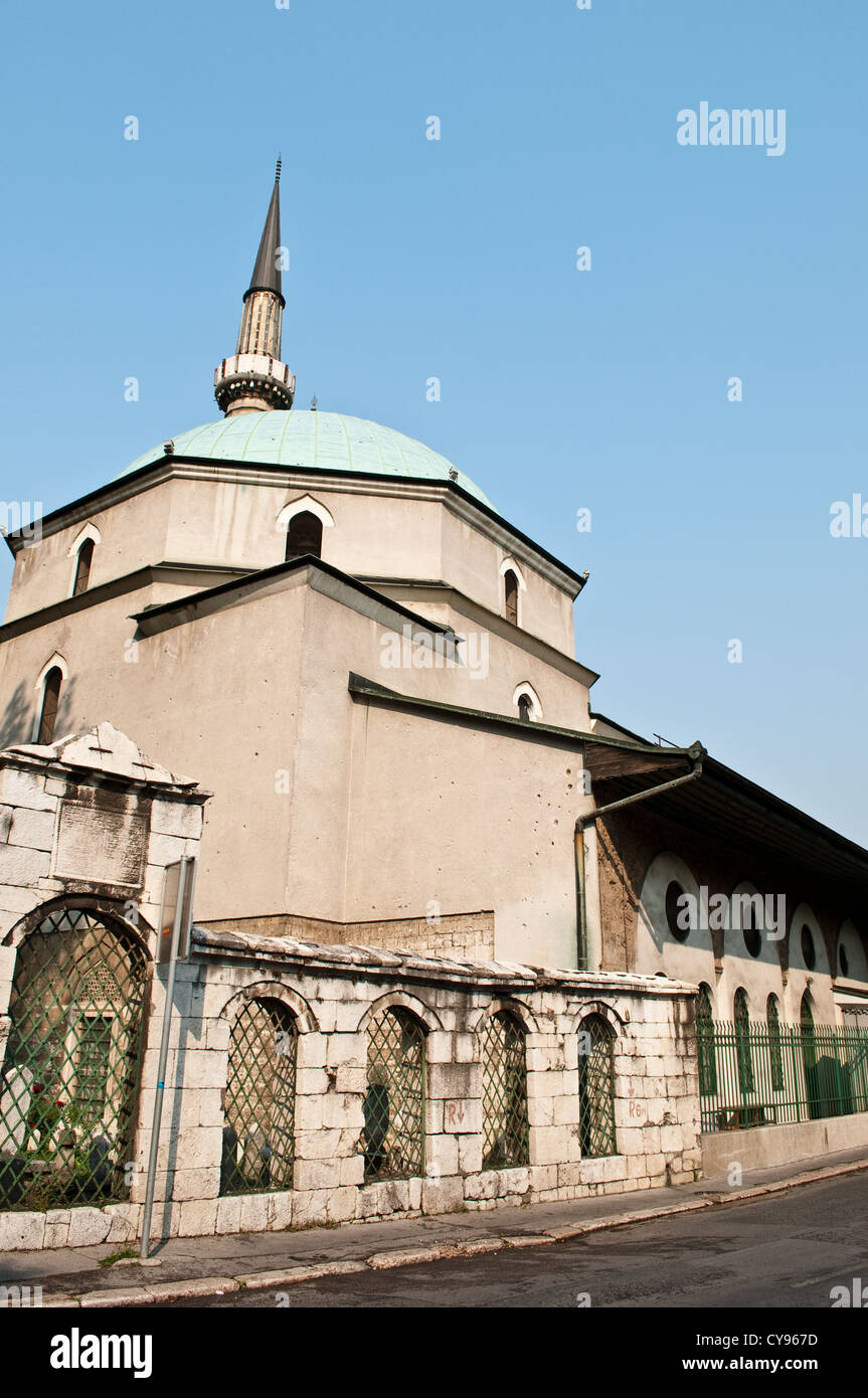 Emperor's Mosque, Sarajevo, Bosnia and Herzegovina Stock Photo