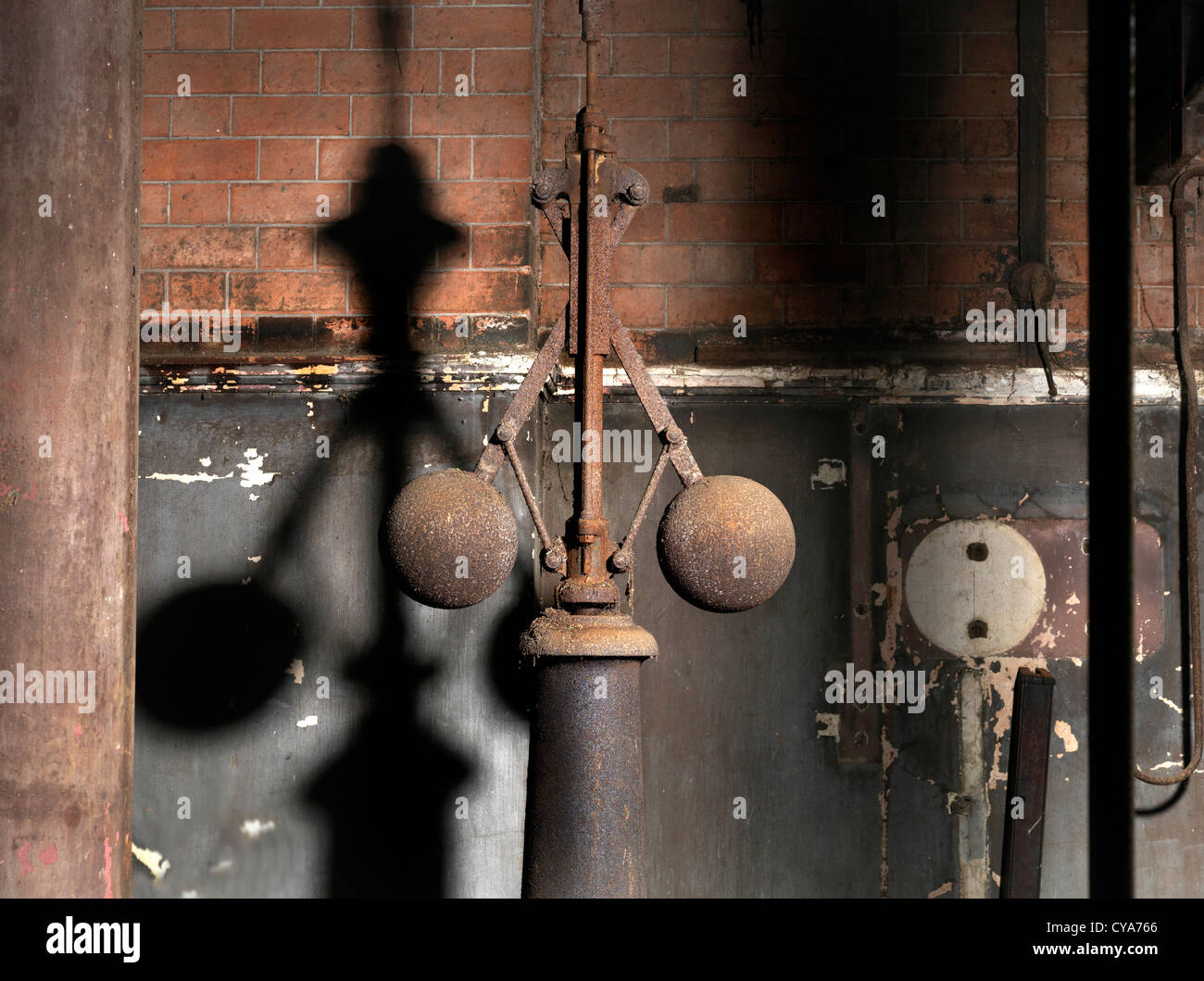 Claymills Pumping Station - Stock Image