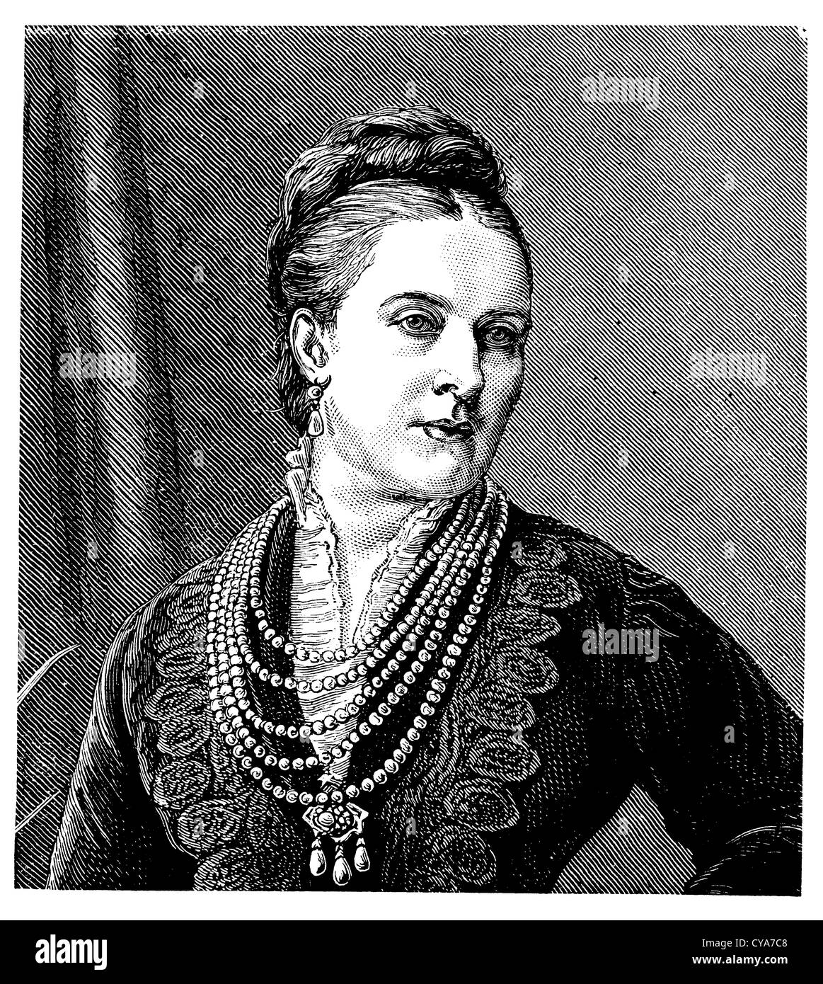 Princess Royal - Stock Image