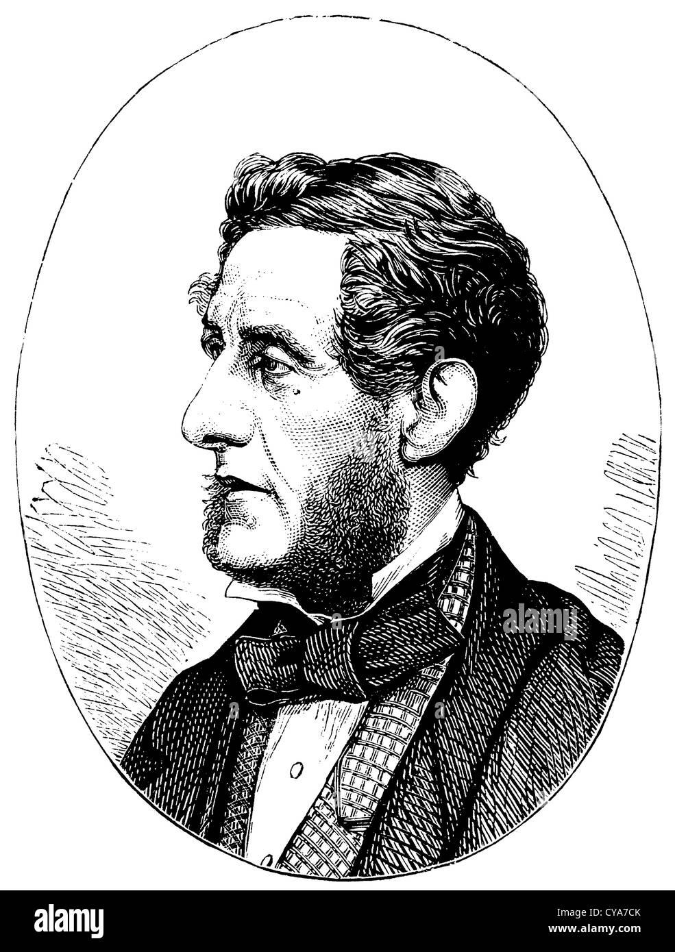 Lord Ashley - Stock Image