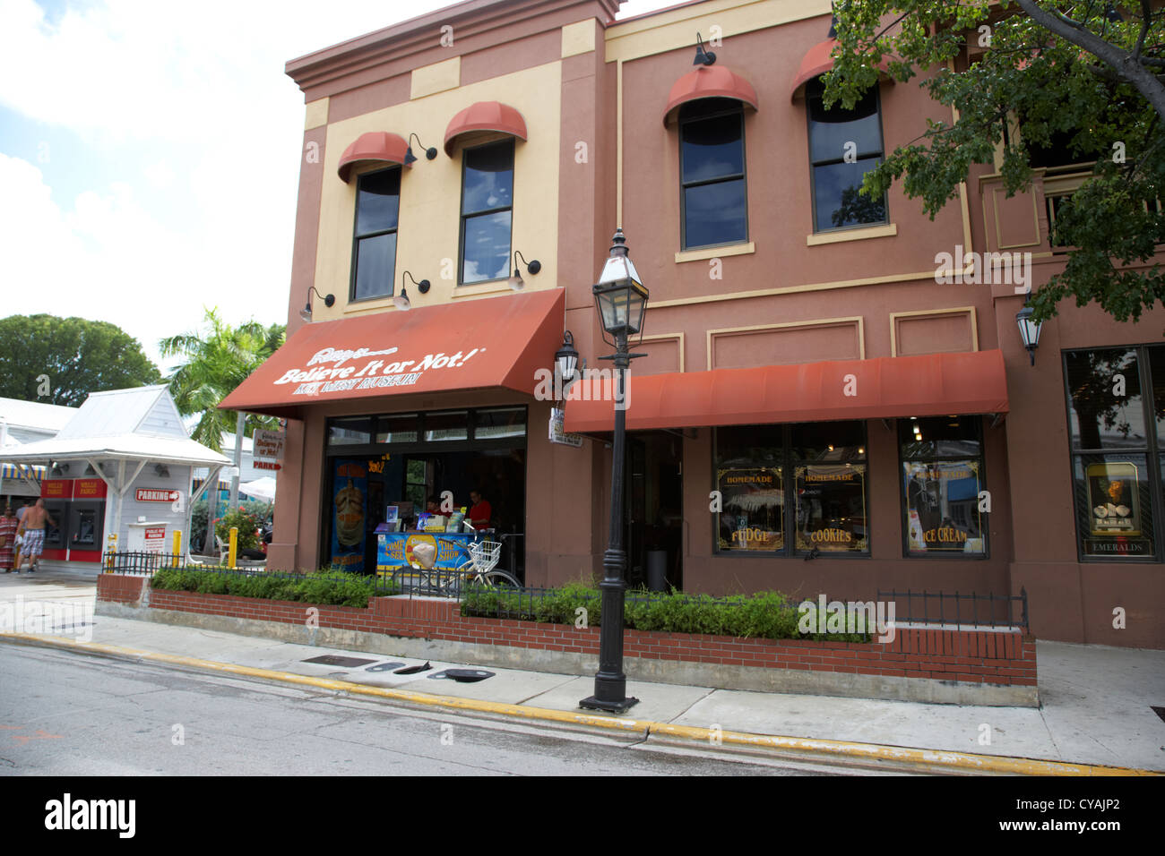 ripleys believe it or not museum key west florida usa - Stock Image