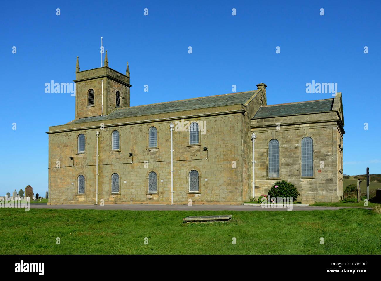 Church of Saint Bridget. Moresby, Cumbria, England, United Kingdom, Europe. - Stock Image
