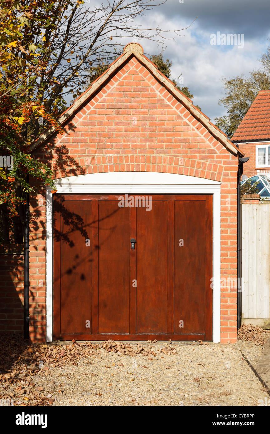 Garage, UK - Stock Image