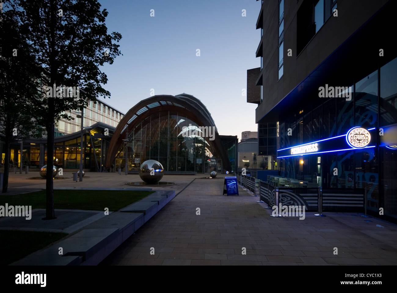 Sheffield Urban Area Stock Photos Sheffield Urban Area Stock Images Alamy