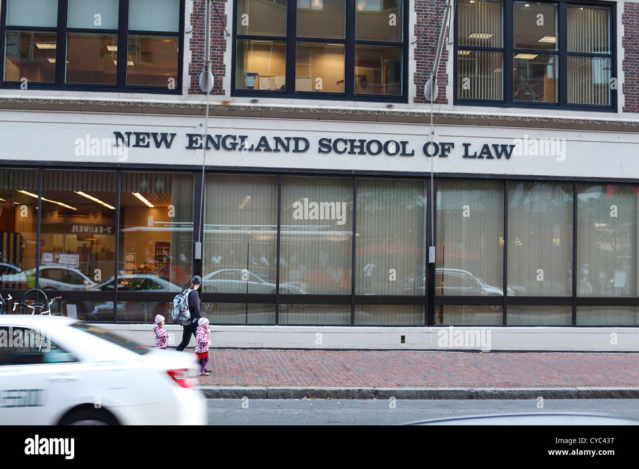 New England Law School >> New England School Of Law In Boston September 2012 Stock