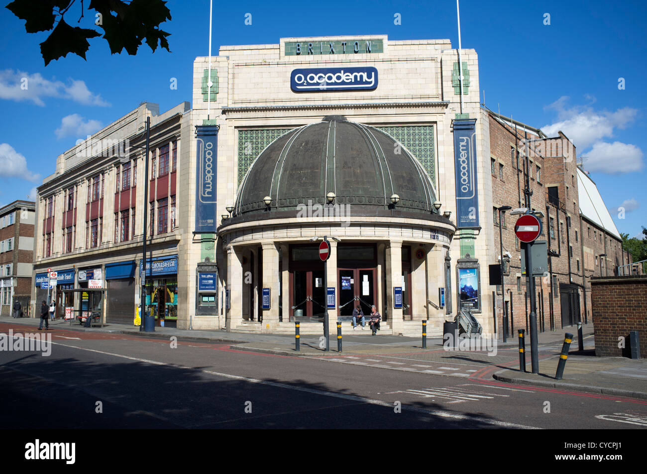 Brixton Academy London Stock Photo