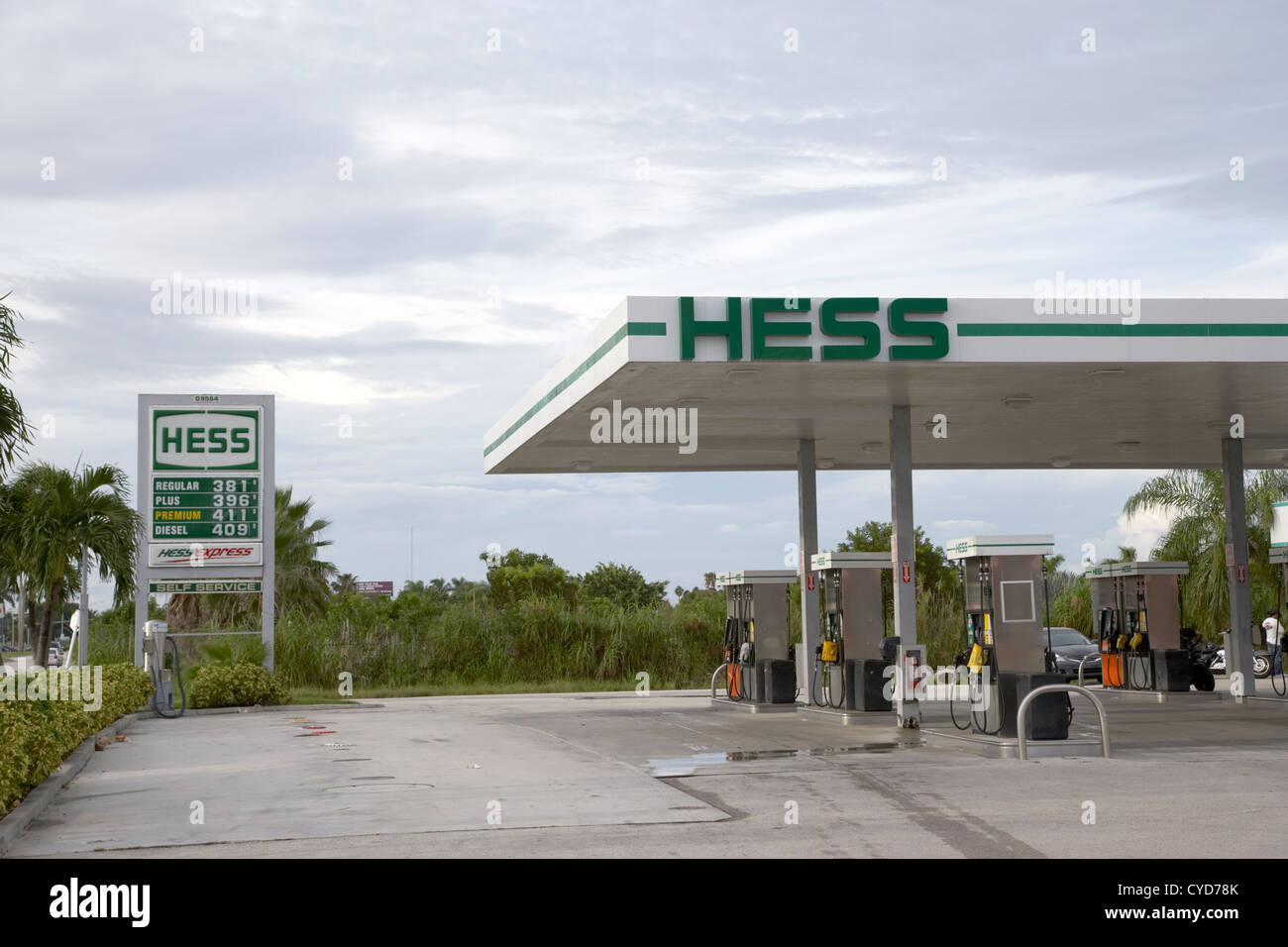 hess gas stations near me
