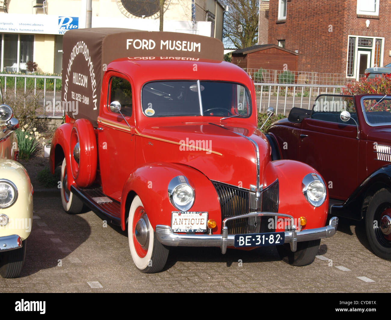 Ford 8 Cars Stock Photos & Ford 8 Cars Stock Images - Alamy