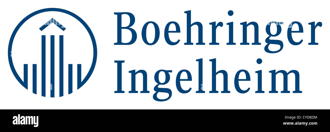 9f2877c3db4c0a Logo of the German pharmaceutical enterprise Boehringer Ingelheim with seat  in Ingelheim at the Rhine.