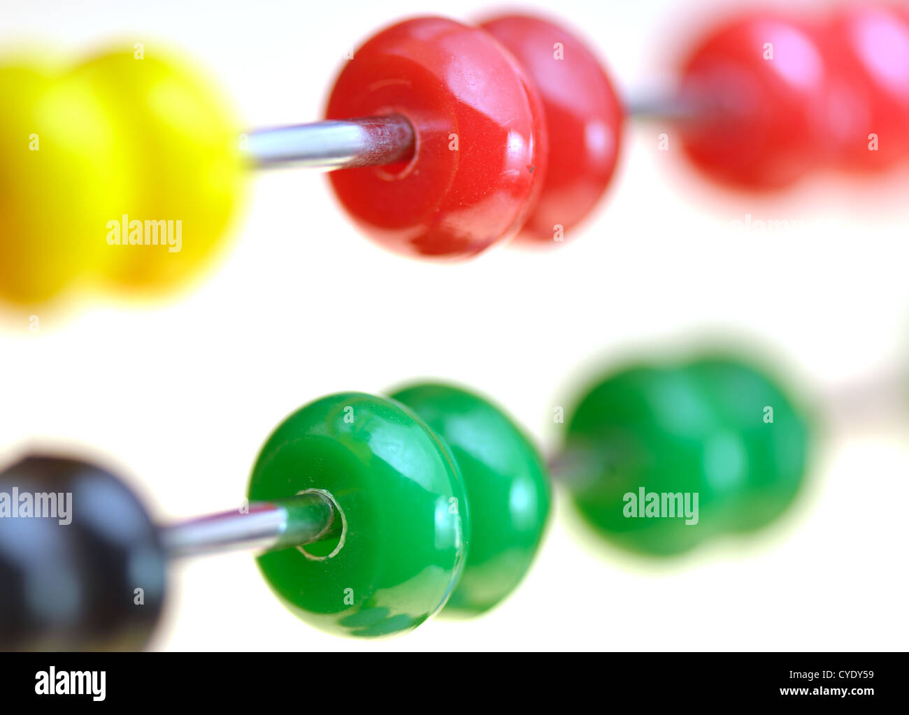 abacus - Stock Image