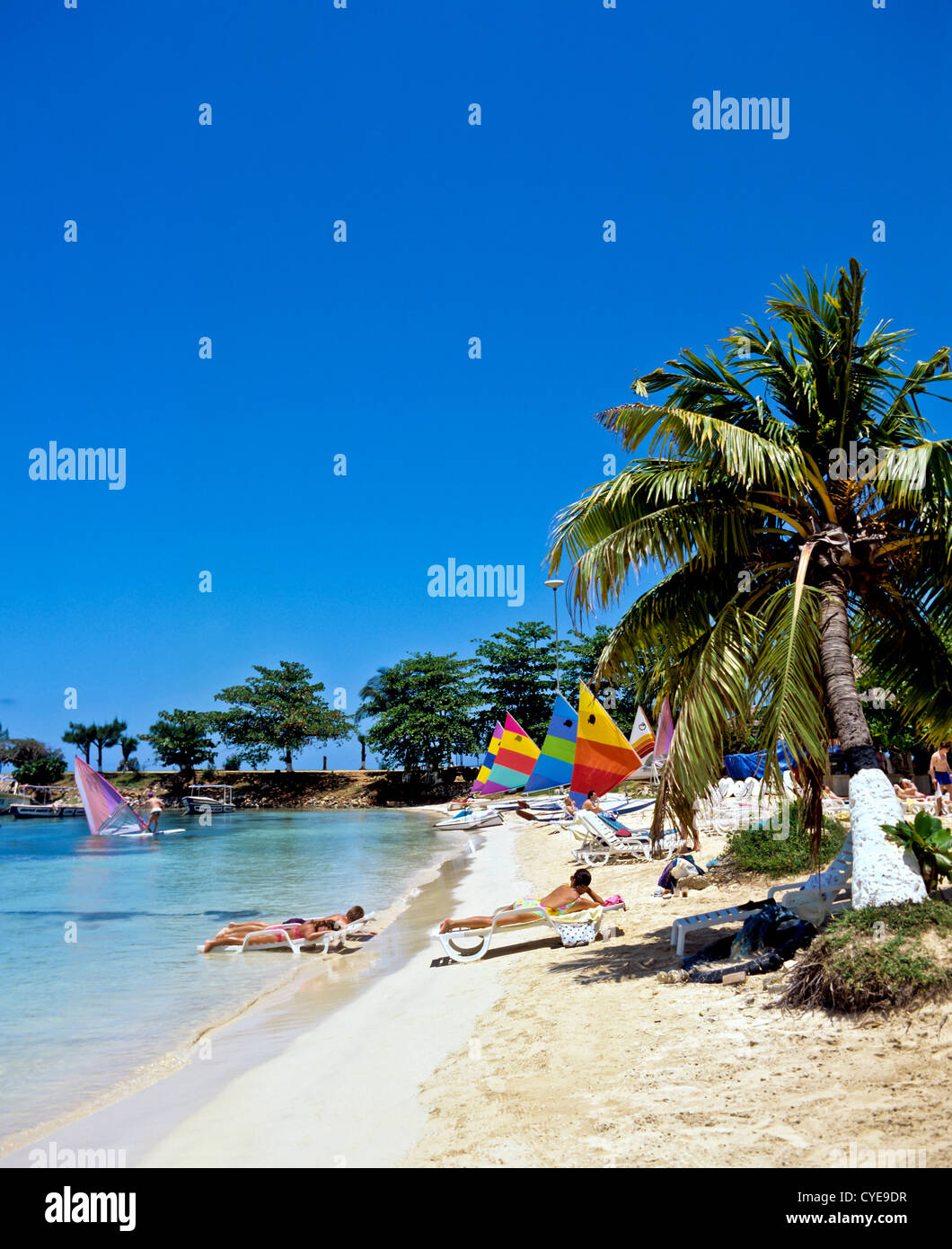8372. Ocho Rios, Jamaica, Caribbean, West Indies - Stock Image