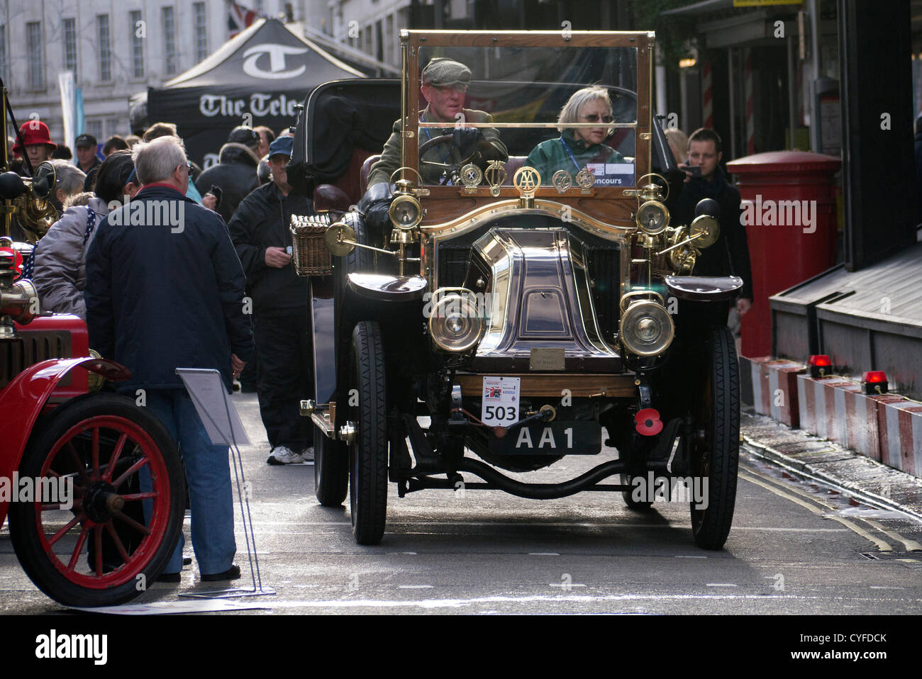 Edwardian Car Stock Photos & Edwardian Car Stock Images - Alamy