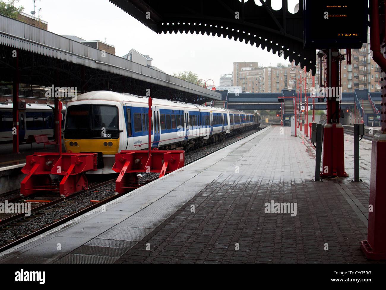 Marylebone railway station, London, UK - Stock Image